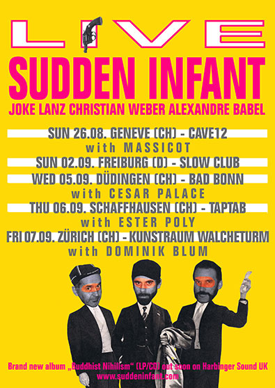 Sudden Infant Live